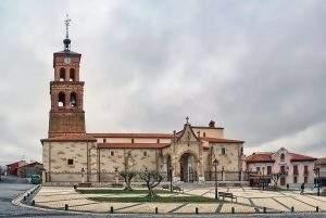 Parroquia de Villamañán (Villamañán)