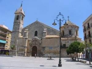 Parroquia del Apóstol San Mateo (Lucena)