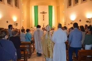 Parroquia del Ave María y San Luis (Dos Hermanas)