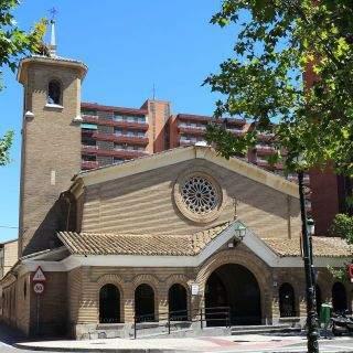 parroquia del barrio de santa isabel zaragoza