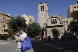 Parroquia del Beat Ramon Llull (Son Cotoner) (Palma de Mallorca)