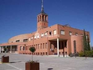 parroquia del beato manuel domingo y sol majadahonda