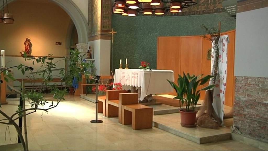 parroquia del bon pastor barcelona