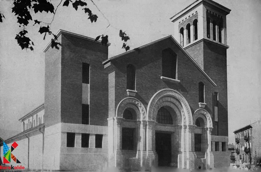 parroquia del buen pastor lutxana barakaldo