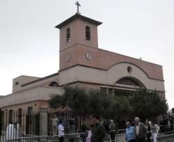 parroquia del buen pastor y san juan de la cruz sevilla