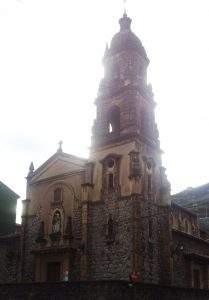 Parroquia del Buen Pastor y Santa Teresita de Niño Jesús (La Peña) (Bilbao)