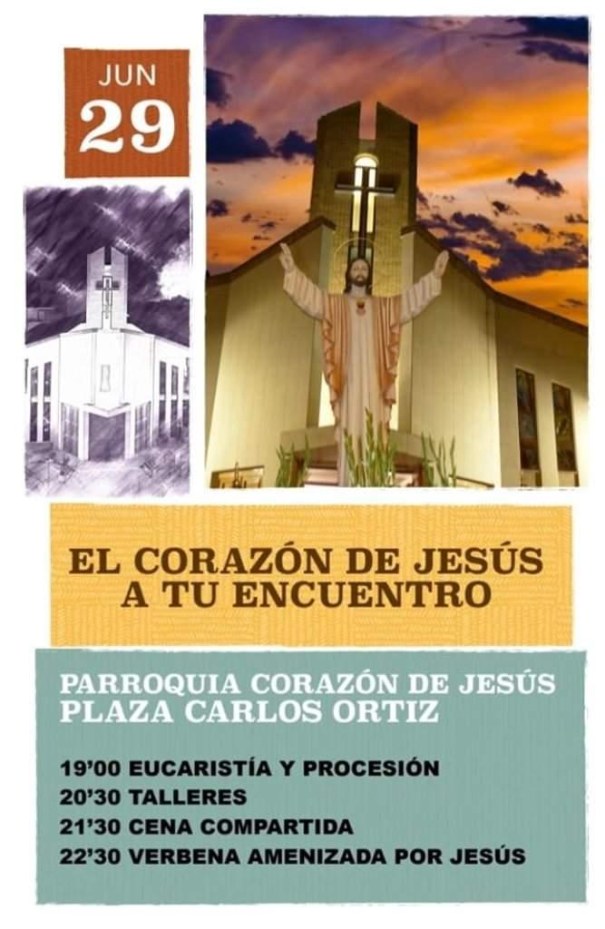 parroquia del corazon de jesus hellin