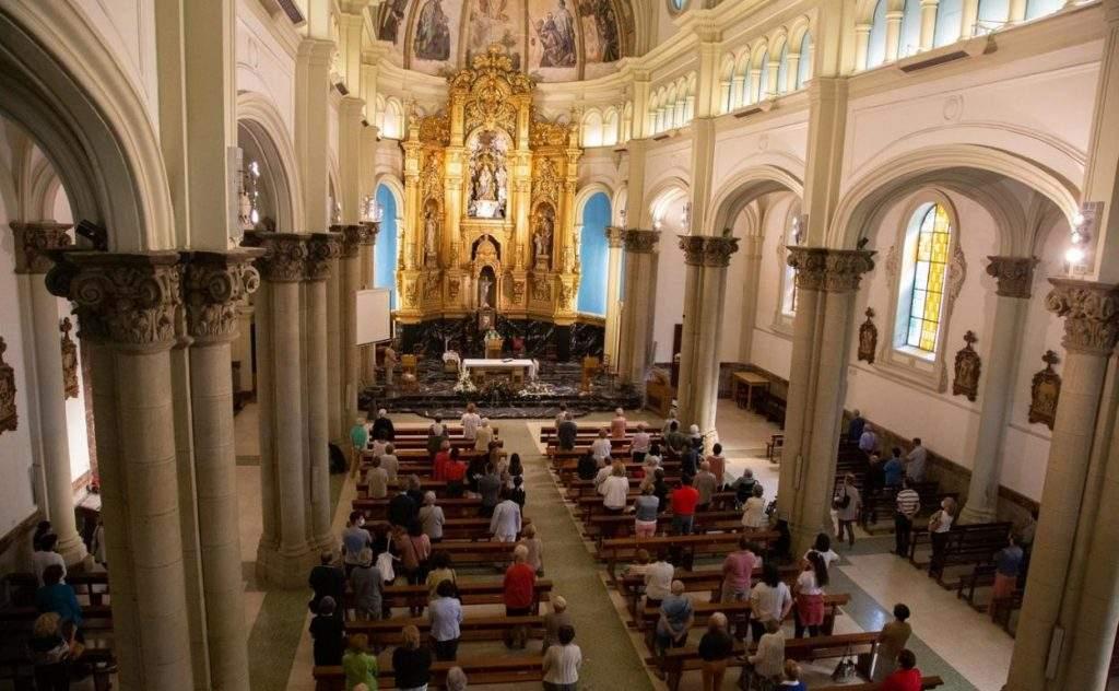 parroquia del corazon de maria gros donostia 1