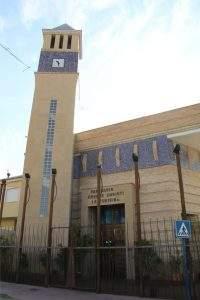 parroquia del corpus christi la purisima archena