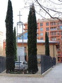 parroquia del corpus christi zaragoza