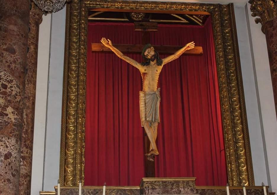 parroquia del cristo del camino valencia