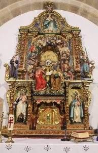 parroquia del divino espiritu santo camelle camarinas
