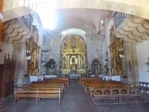 Parroquia del Divino Salvador de Lérez (Pontevedra)