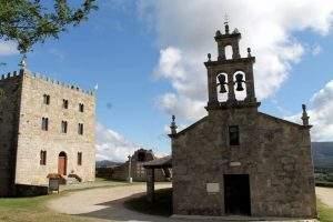 Parroquia del Divino Salvador (O Castro de Ouro) (Alfoz)
