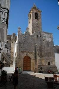 Parroquia del Divino Salvador (Vejer de la Frontera)