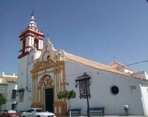 Parroquia del Divino Salvador y Nuestra Señora de los Dolores (Castellar de la Frontera)