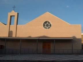 parroquia del dulce nombre de maria los prados malaga