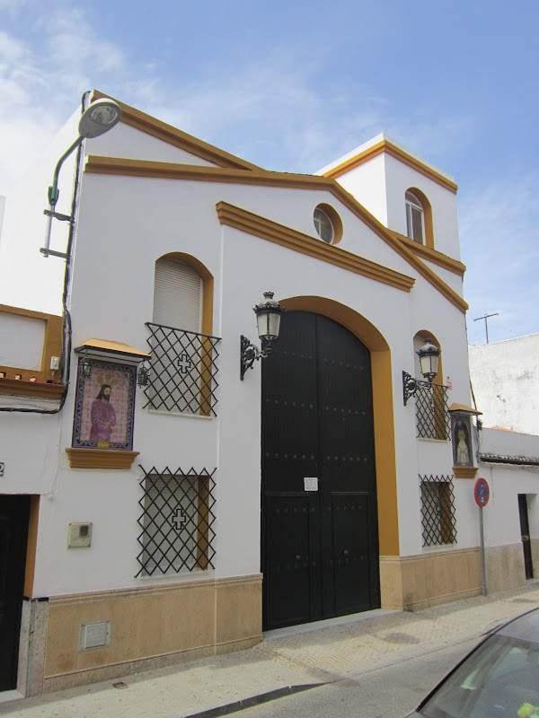parroquia del dulce nombre de maria sevilla