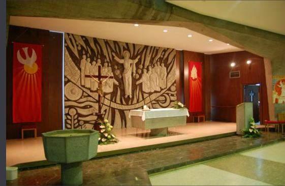 parroquia del espiritu santo gijon