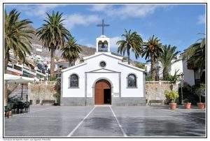Parroquia del Espíritu Santo (Los Gigantes) (Puerto de Santiago)