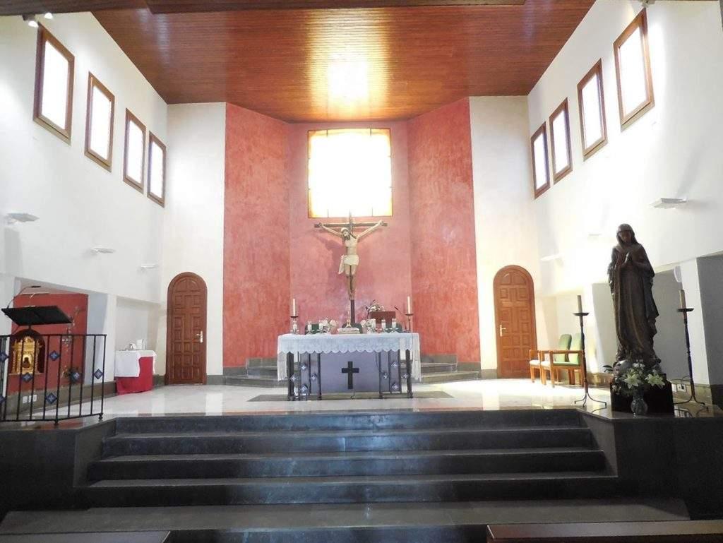 parroquia del espiritu santo mairena del aljarafe