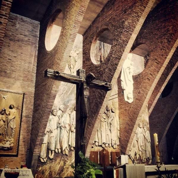 parroquia del espiritu santo y nuestra senora de la araucana madrid