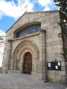 Parroquia del Inmaculado Corazón de María (Ávila)