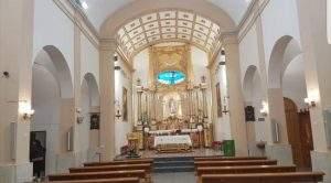 Parroquia del Inmaculado Corazón de María (Barrio Peral) (Cartagena)