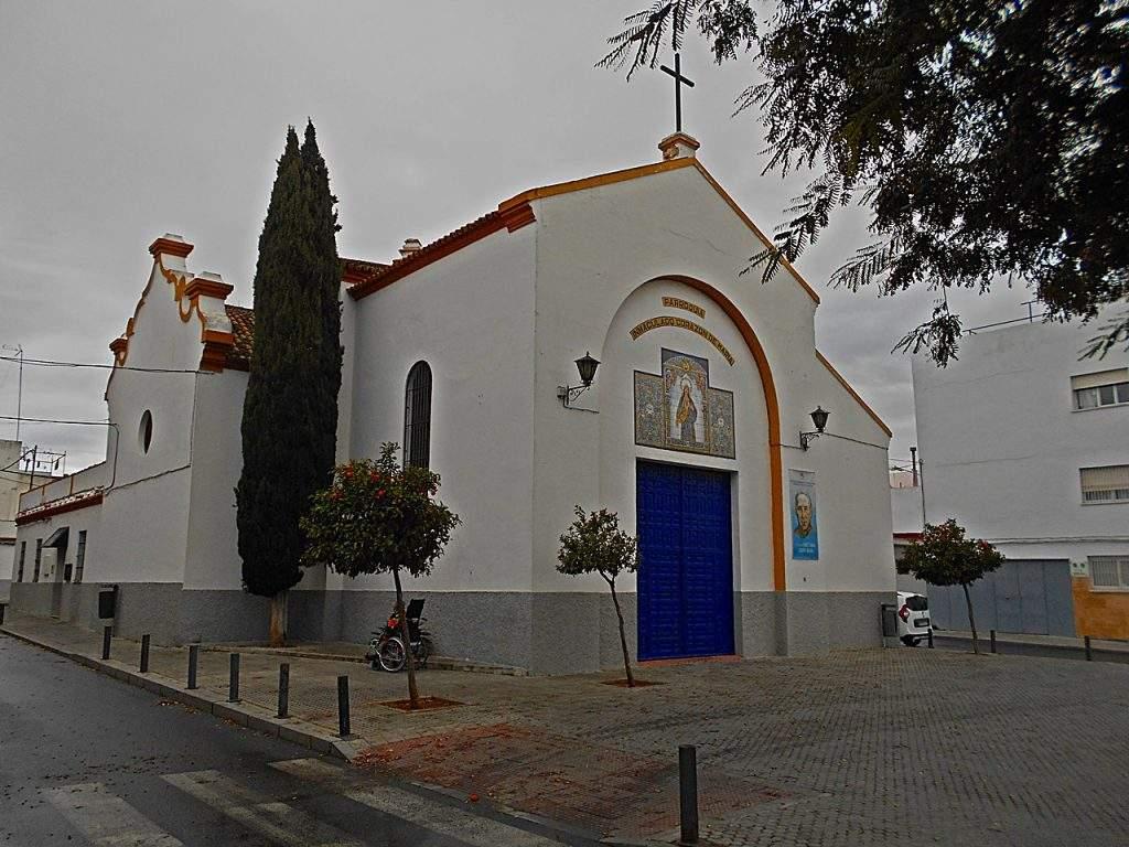 parroquia del inmaculado corazon de maria sevilla