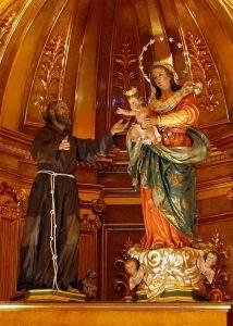 Parroquia del Nacimiento de la Virgen (Benilloba)