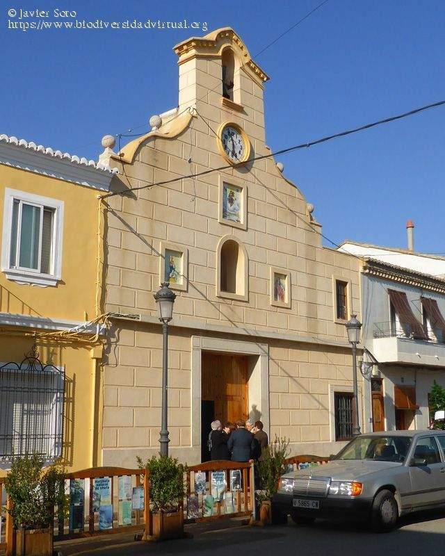 parroquia del nino jesus del huerto valencia