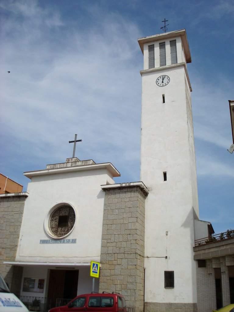 parroquia del patrocinio de san jose talavera de la reina