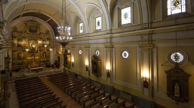 parroquia del purisimo corazon de maria madrid 1