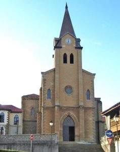 Parroquia del Sagrado Corazón de Jesús de Villalegre (Avilés)