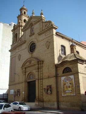parroquia del sagrado corazon de jesus huelva