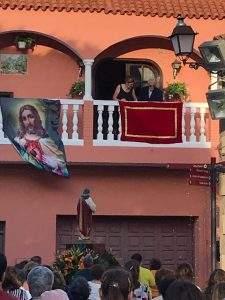Parroquia del Sagrado Corazón de Jesús (Las Rosas) (Agüimes)