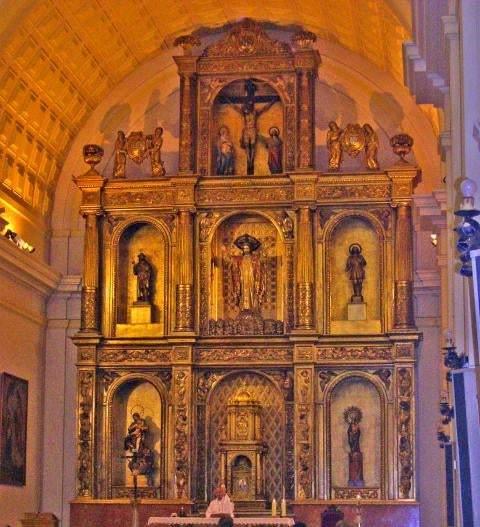 parroquia del sagrado corazon de jesus madrid 1