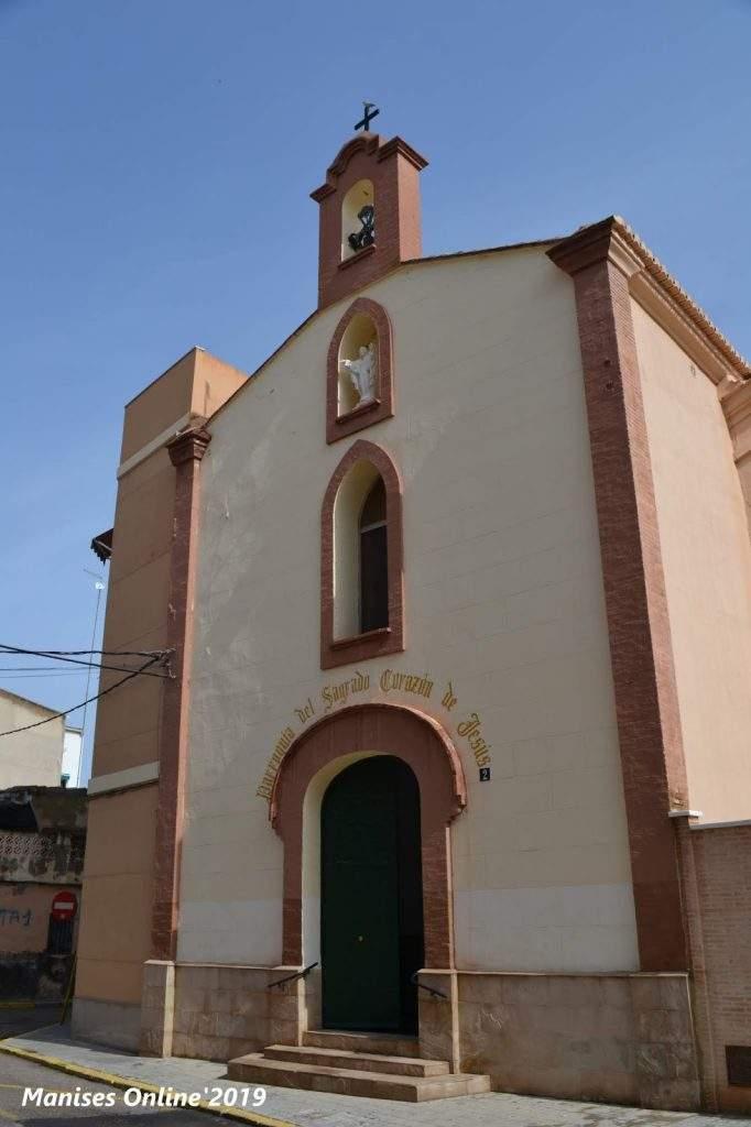 parroquia del sagrado corazon de jesus manises