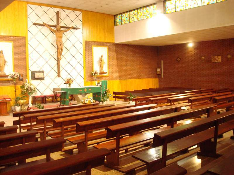 parroquia del sagrado corazon de jesus ponferrada