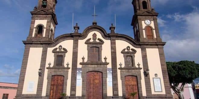 parroquia del sagrado corazon de jesus santa maria de guia de gran canaria