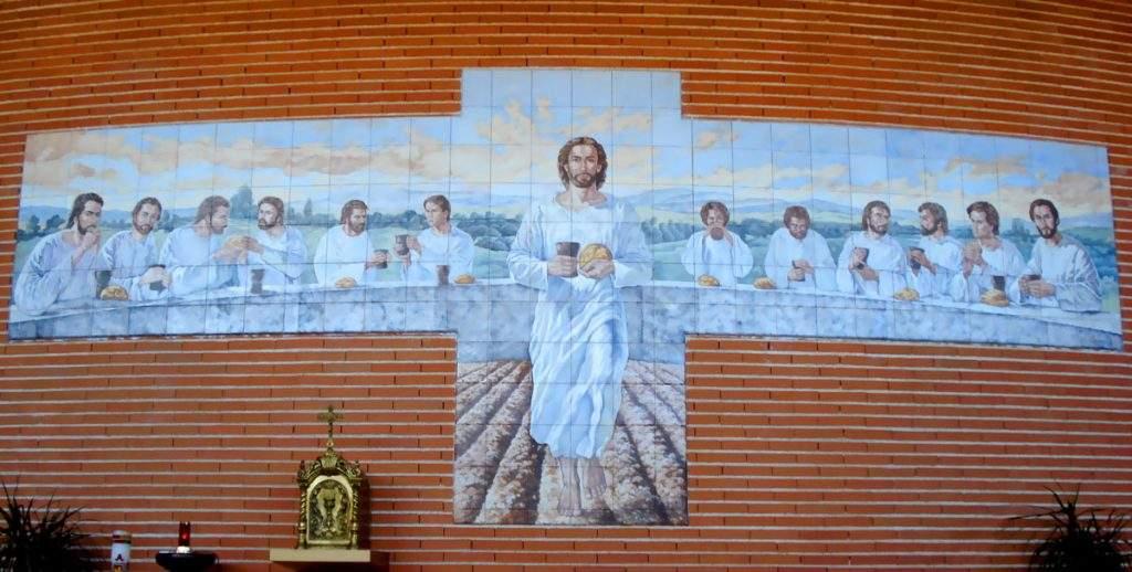 parroquia del sagrado corazon de jesus talavera de la reina