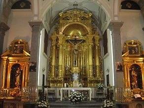parroquia del sagrado corazon de jesus villanueva de cordoba