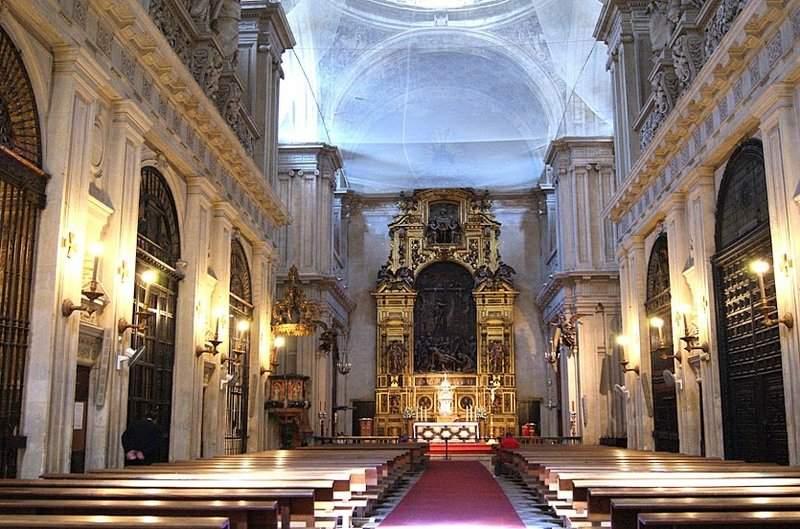 parroquia del sagrario catedral sevilla