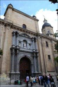Parroquia del Sagrario (Granada)