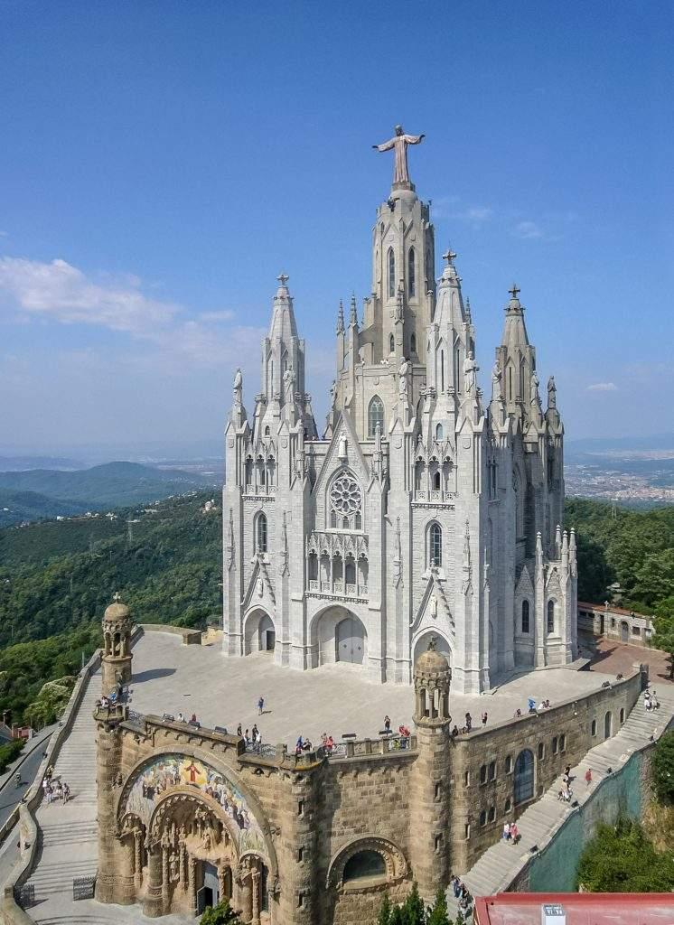 parroquia del sagrat cor de jesus son macia