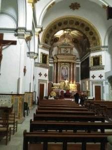 Parroquia del Salvador (Cocentaina)