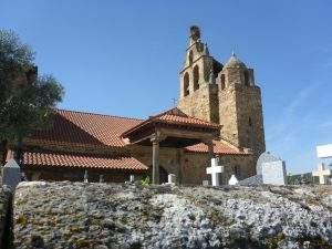 Parroquia del Salvador (Fuente Encalada)