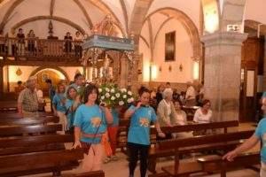Parroquia del Salvador (La Velilla)