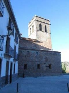 parroquia del salvador manzanera