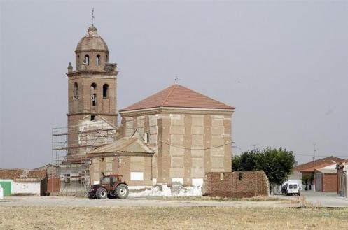 parroquia del salvador salvador de zapardiel